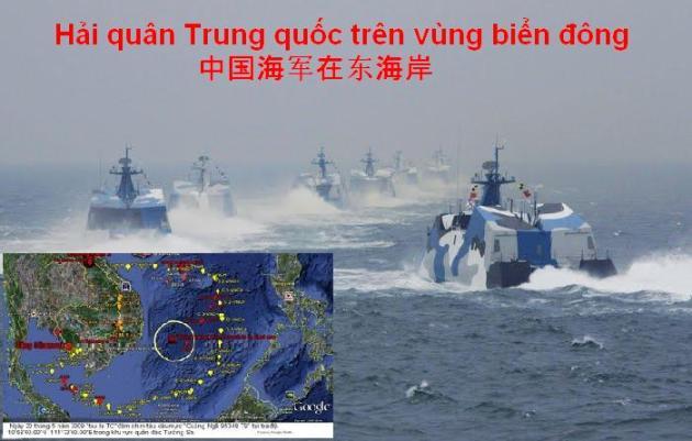 Image result for Biển Đông: Mỹ, TC Xông Tới
