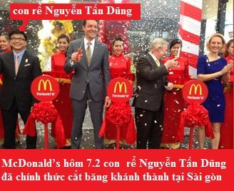 McDonald'sVietnam