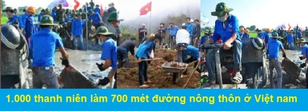 1000 thanh nien