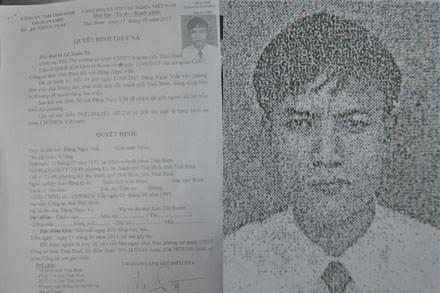 Đặng Ngọc Viết, người cầm súng xông vào Ủy Ban Nhân Dân Tỉnh Thái Bình
