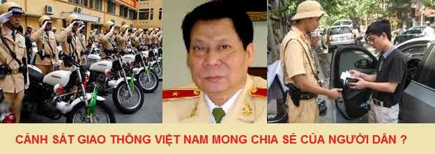 Canh sat giao thong viet nam