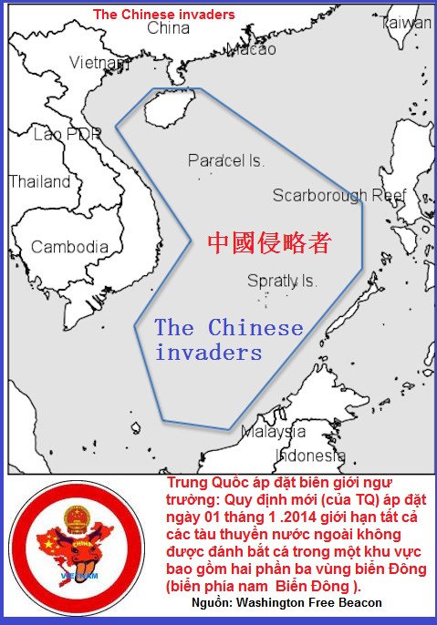 bien dong-Map