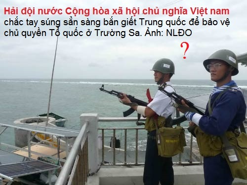 hải đoi Viet nam cong san