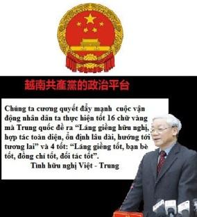 Ông  Đinh Thế Huynh, trưởng ban Ban Tuyên Giáo Trung ương Đảng